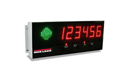 globin - images - Stop  Go Remote Displays Rice Lake Survivor Laser Light Series