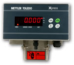 globin - images - Weighing Indicator Mettler Toledo XIS