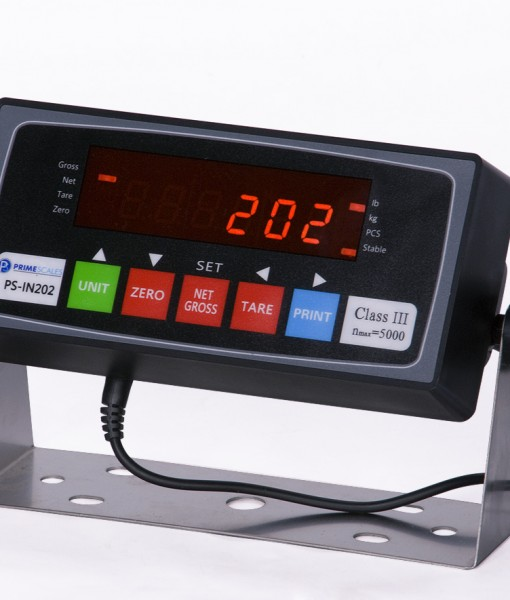 Weight Indicator Prime Scales Model PS-IN202 - GlobInd| Load cells