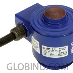 Compression load cell Artech 90310 Division 3000 Capacities 300K