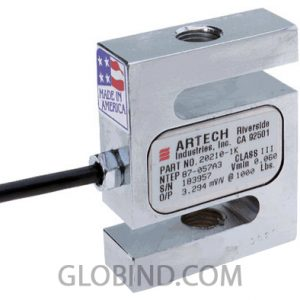 globin-images-S-Type load cell Artech SS20210 Division 3000 Capacity 40,000