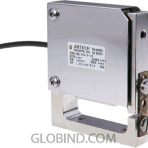 globin-images-Single point load cell Artech 60610 Division 3000 Capacities 50 lb - 100 lb