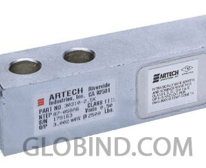 globind-image-Shear beam load cell Artech SS30310 Division 3000 Capacities 5000 LE