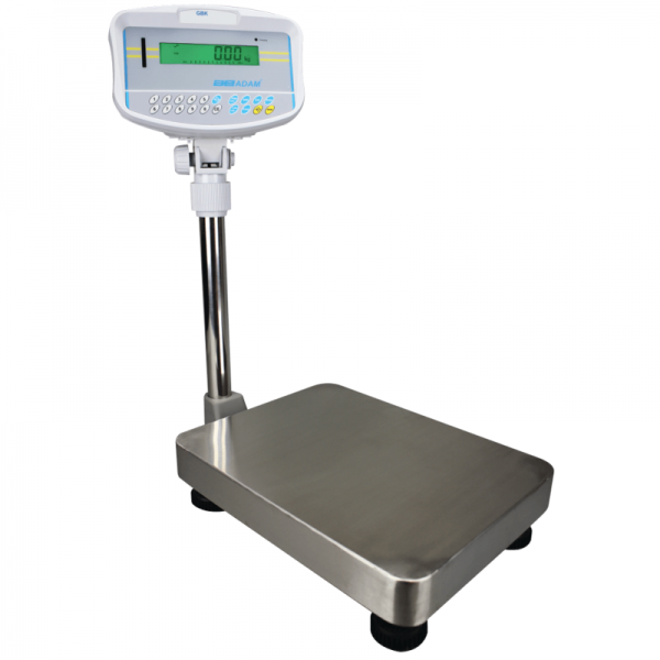 globind  - globind - Adam Scales GBK 260a w-USB Bench Checkweighing Scales