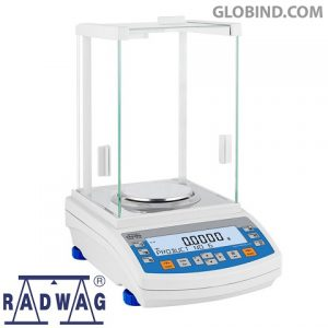 Analytical balance Radwag AS 310R2 310 g