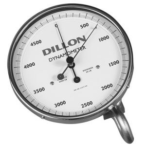 Dynamometer Dillon AP 30007-0026 1000 lb 10 inches