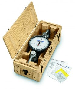 Dynamometer Dillon AP 30007-0034 2000 lb 10 inches. Polywood crate