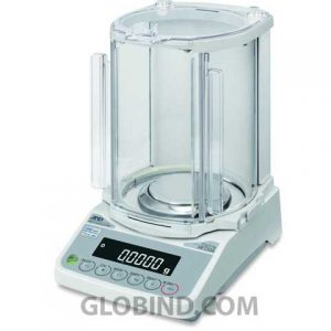 globind - images - AND Analytical Balances  HR-150A 152g X 0.1mg