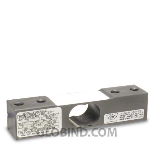 HBM Single-Ended Beam PWS/PWSM 100 lb