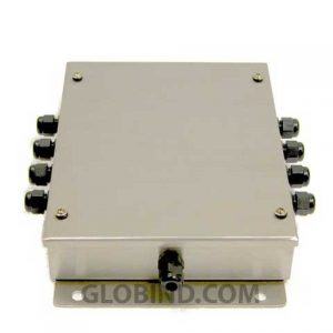 AMCells Junction Box  for 5 to 8 Load Cells JBSM8