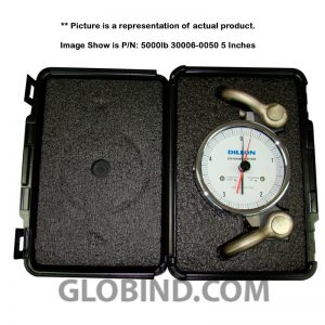 Dynamometer Dillon AP 30006-0050 5000 lb 5 inches