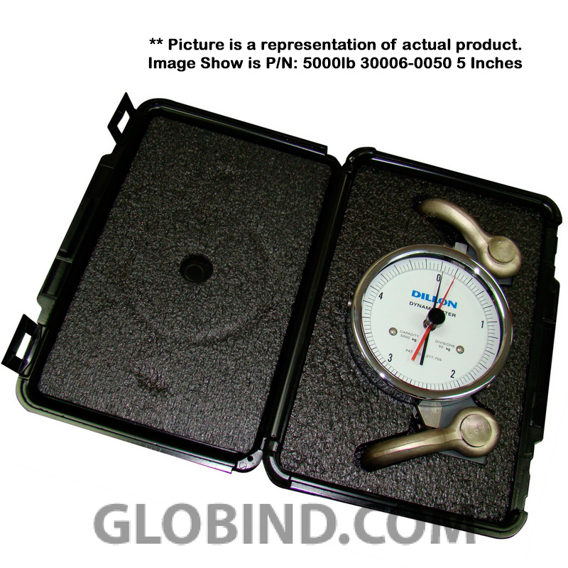 Dynamometer Dillon AP 30006-0126 2000 Kg 5 inches