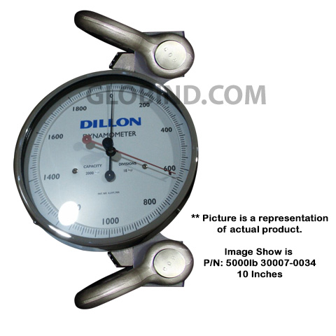 Dynamometer Dillon AP 30006-0167 4000 Kg 5 inches